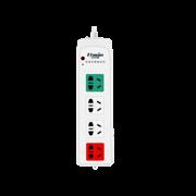 英特曼智能红外遥控插线板